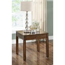 Parquet Occasional End Table