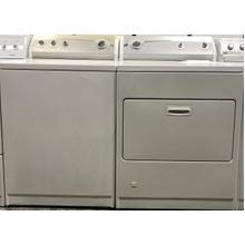 See Details - Kenmore 600 Series Top Load Washer & Gas Dryer Set