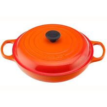 3.5Qt Braiser Flame
