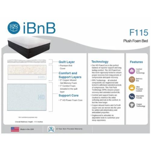 F115 - Plush - iBnB