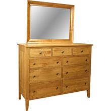 Chelsea Collection- Tall Dresser