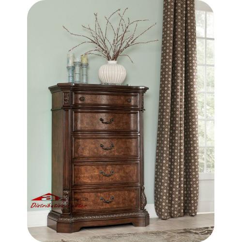 Ashley Furniture - Ashley B705 Ledelle Millennium Bedroom set Houston Texas USA Aztec Furniture
