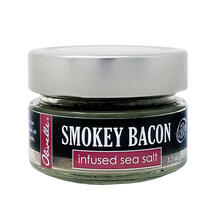 Olivelle Smokey Bacon Infused Sea Salt