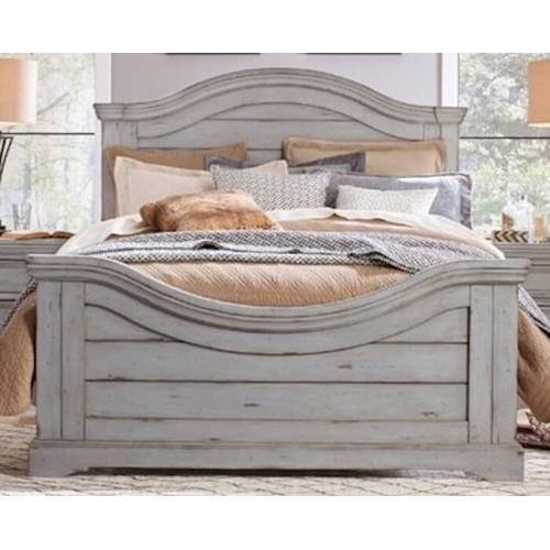 American Woodcrafters - Stonebrook - Queen Bed
