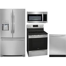 FRIGIDAIRE GALLERY STAINLESS PACKAGE