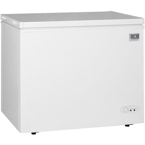 Commercial NSF-Certified 7 cu. ft. freezer
