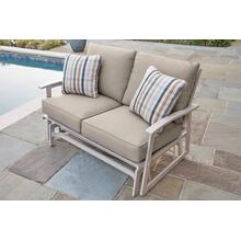 Agio Internationa Lakehouse Loveseat Glider