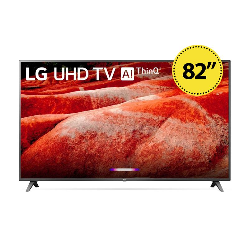 View Product - LG 82 Inch 4K Smart LED TV
