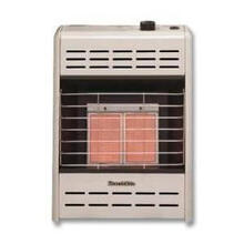10,000 BTU Radiant Natural Gas Heater Manual