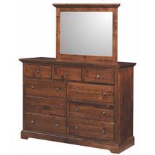 Briarwood- Latrobe Springs 9 Drawer Dresser