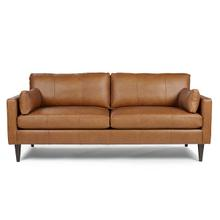 View Product - Trafton Leather Sofa