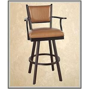 Callee Furniture - Carolina - Barstool - With Arms