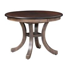 Carlisle Pedestal Table