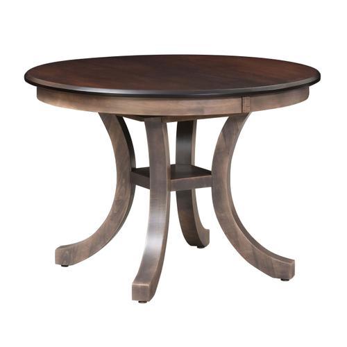 Carlisle Pedestal Table