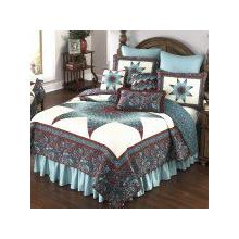 Abilene Star - Quilted Bedding Collection