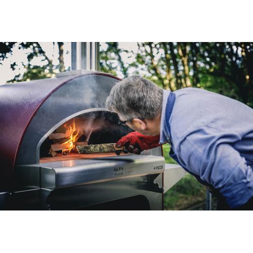 Alfa 4 Pizze Oven