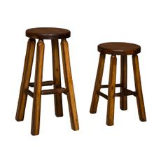 Shaved Bar Stool