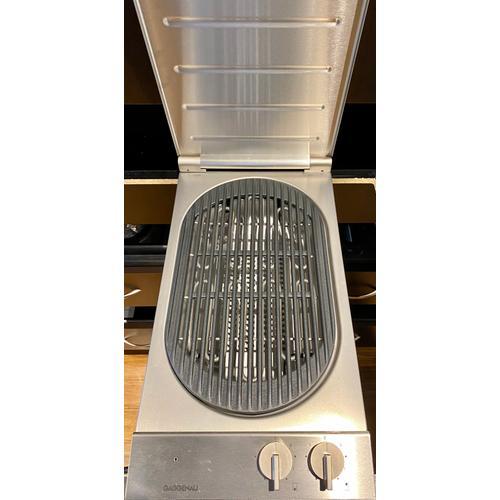 Gaggenau VR230614   200 series Vario 200 series electric grill Stainless steel control panel Width 12 ''