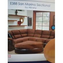 E388 San Marino Sectional