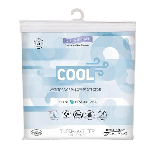 Therm-A-Sleep Cool Waterproof Pillow Protecter - King