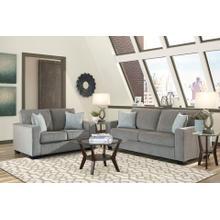 Altari Sofa and Loveseat Set Alloy
