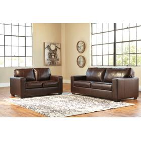 Morelos Sofa & Loveseat Chocolate