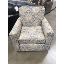 See Details - MIDAS GOLD SWIVEL CHAIR #5271MG