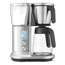Breville Precision Brewer Glass Coffee Makers, Brushed Stainless Steel