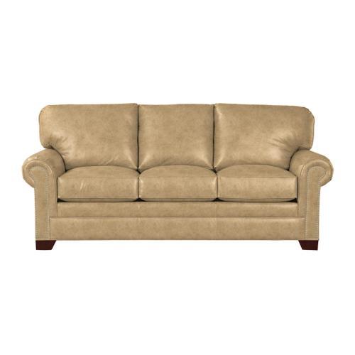 L756550 Italian Leather Sofa