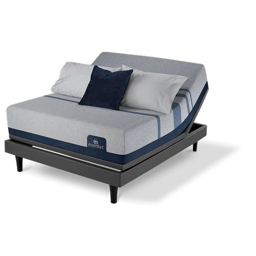 Serta - IComfort Blue Max 1000 Plush