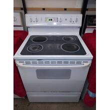 "USED Hotpoint® 30"" Free-Standing Electric Range #1"