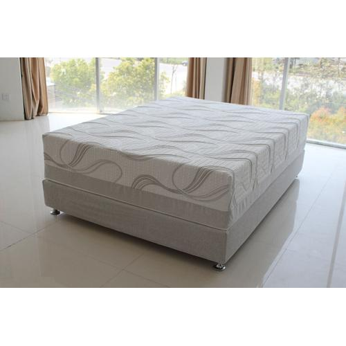Gel-Lux Memory Foam Mattress - 10""