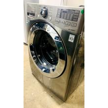 USED- 4.3 cu. ft. Ultra-Large Capacity with Steam Technology- FLWASH27GY-U  SERIAL #14