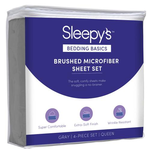 Sleepy's Basic Microfiber