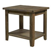 Alder Grove End Table