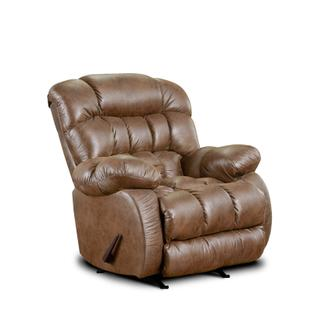 Vegas Recliner - Almond