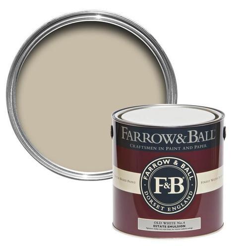 Farrow & Ball - Old White No.4