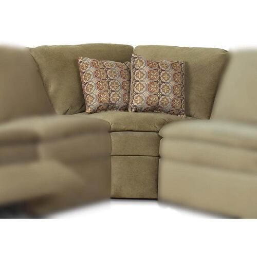 RED HOT BUY ! Sectional Wedge Motion - Bingo Coffee
