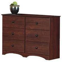 See Details - Cinnamon FRUITWOOD Perdue Dresser