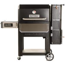 See Details - Gravity Series 1050 Digital Charcoal Grill   Smoker
