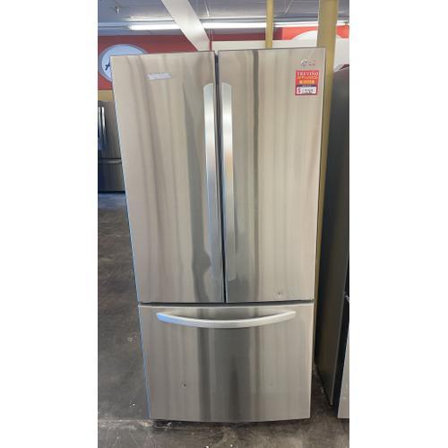 Treviño Appliance - LG French Door Refrigerator