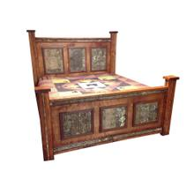 See Details - King Ranch Bed