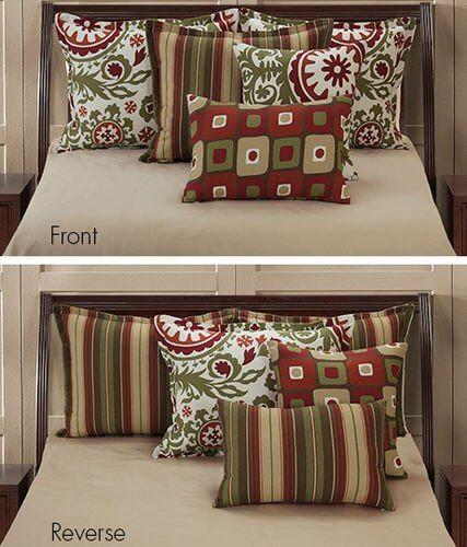 Veranda 5pc Pillow Pack
