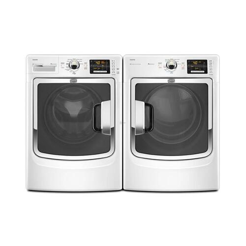 Maytag 4.3 Cu. Ft. Front Load Washer and 7.4 Cu. Ft. Electric Dryer