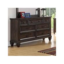 Sevilla 7 Drawer Youth Dresser