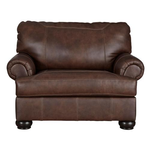 Bearmerton Leather Chair and a Half