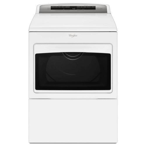 Whirlpool 7.4CF White Electric Dryer