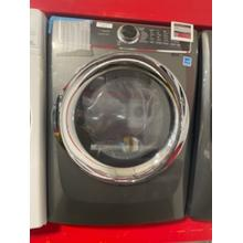 View Product - Scratch and Dent Front Load Perfect Steam™ Electric Dryer with PredictiveDry™ and Instant Refresh - 8.0. Cu. Ft.