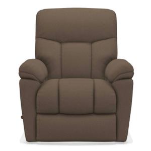 La-Z-Boy - Morrison Chaise Rocking Recliner in Cappuccino        (10-766-B153876,39756)