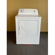 See Details - Amana Electric Dryer